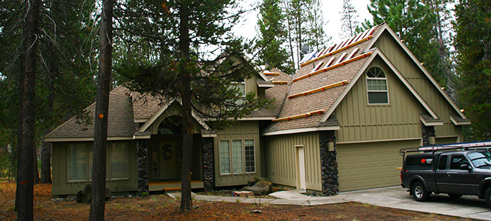 Roofing contractor job in Bend, Oregon