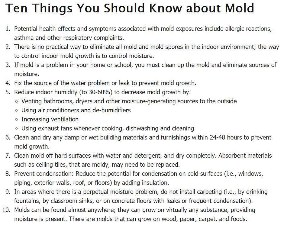 Mold_EPA